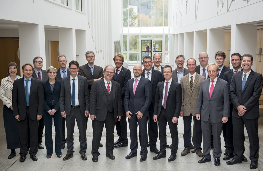 Chairs and professors - University of Passau